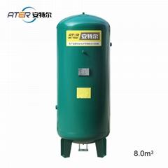 8.0立方安特尔储气罐源头厂家供应