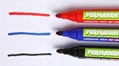 Able-add Ink Dry Permanent Marker Art Pen Sets Black Blue Red Color Water Marker 2