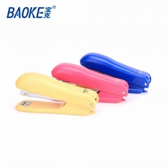 Colorful Mini Stapler All Kinds of Staplers Manual Comfortable Using