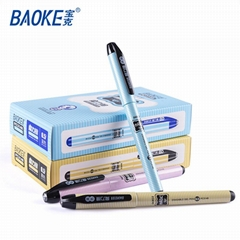 0.5mm Refill with Diamond Top Pen Set Plastic Color Erasable Gel Pen