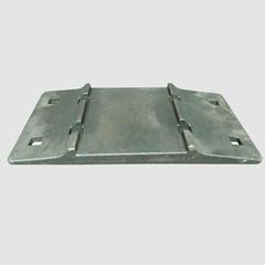 AREMA Standard Steel Rail Baseplate