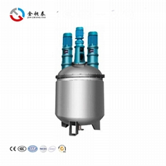JCT  Reactor for glue, r