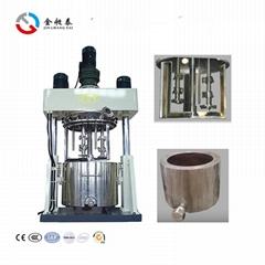 强力分散机用于硅酮密封胶,塑料和化工产品