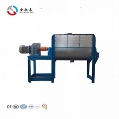 JCT Stainless steel Horizontal ribbon mixer for powder