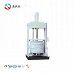 JCT Hydraulic discharge mixing machine