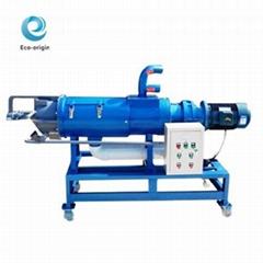 CE certificate cow manure solid liquid separator