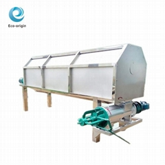 Export Germany Dairy Cow Dung Solid Liquid  Separator