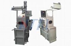染色設備染廠使用WE-1繩狀染色機