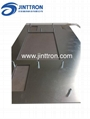 Membrane overlay assembly with Aluminum sheet used on industrial control machine 2