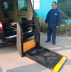 DN-880 面包车商务车用电动轮椅升降机