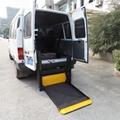 DN-880 面包车商务车用电动轮椅升降机 3