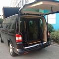 DN-880 面包车商务车用电动轮椅升降机 4