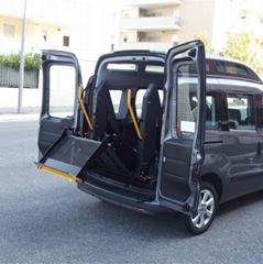 DN-880U-1150 商务车面包车用轮椅升降机