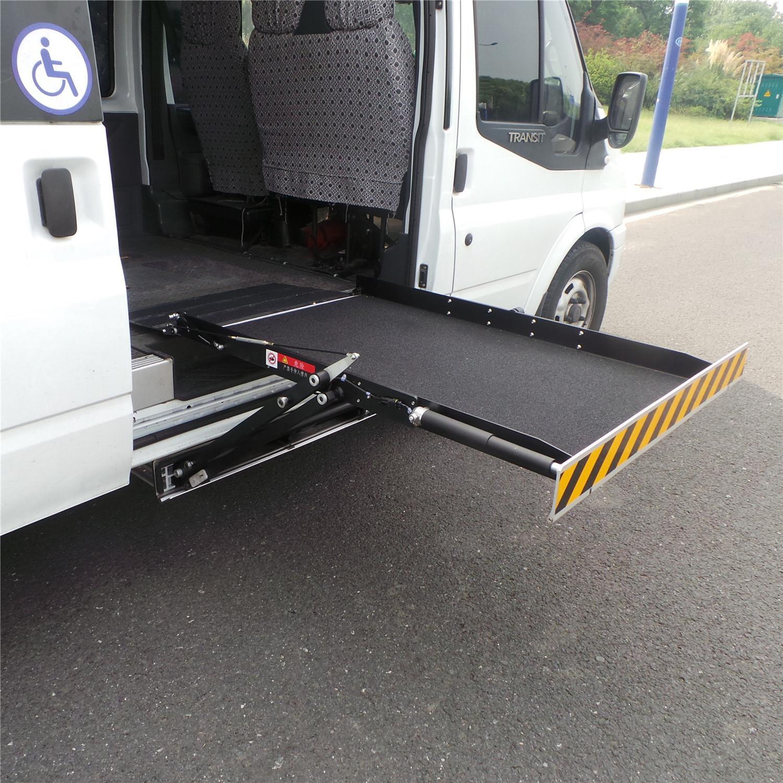 MINI-UVL超薄型轮椅升降机 2