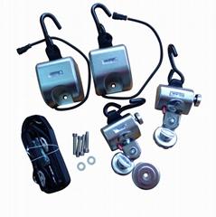 X-806 电控轮椅固定装置