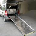 BMWR-201 手动折叠导板(商务车) 3