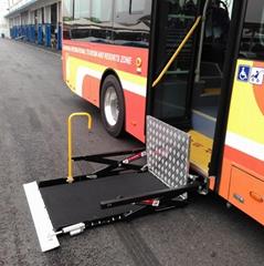 WL-UVL公交车轮椅升降机升降平台