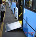 EWR-L 低地板公交车电动轮椅升降导板装置 2