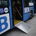 EWR-L 低地板公交车电动轮椅升降导板装置 3