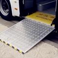 EWR-L 低地板公交车电动轮椅升降导板装置 4