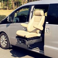 S-LIFT残疾人老年人上下车电动升降座椅装置