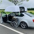 WCT车顶轮椅收存装置 4