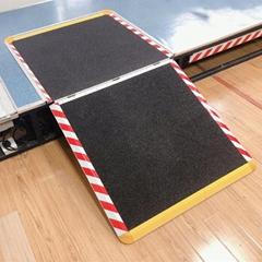 FMWR低地板客车手动翻转导板