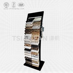 Granite Steel Display Stand