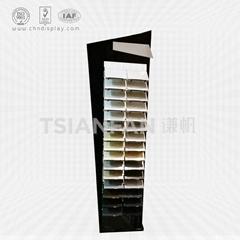Unusual Quartz Stone Display Stand-SRL2035