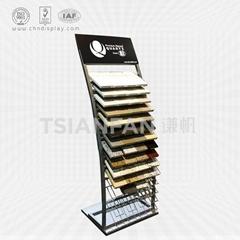 Quartz Stone Flooring Display Stand-SRL2002