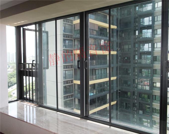 广州隔音门窗 3