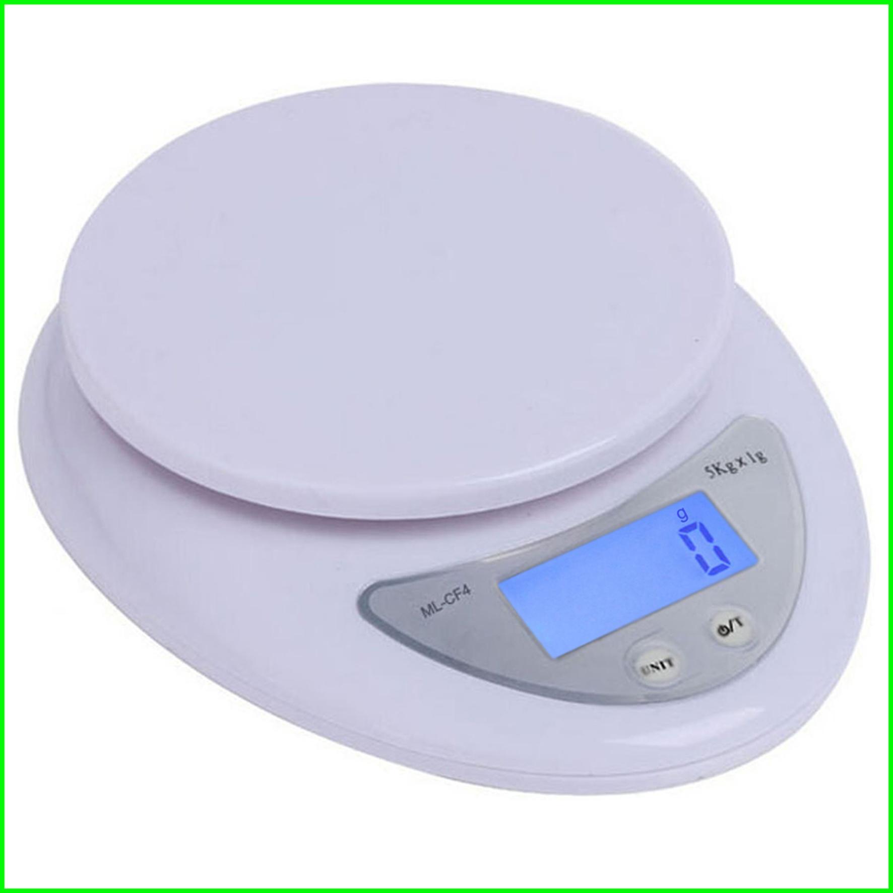 Kitchen Scale KS-CF4 1