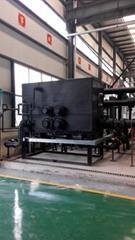 水冷冷(熱)水機組實驗台 水冷測試台 水冷台 冷水機組實驗台