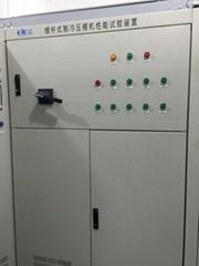 壓縮機性能測試台