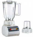 wholesale household fruit and vegetable juicer blender 999 with 2 in 1 1