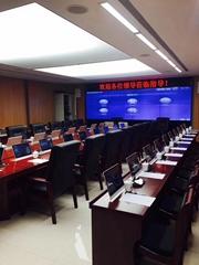 無紙化會議系統15.6寸液晶昇降器