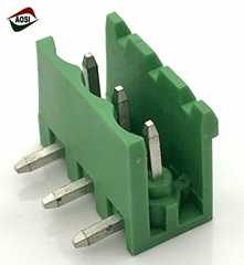 F85-8-5.08 工业插头 凤凰接插座 通过UL CQC CE认证