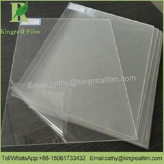 0.03-0.2mm OEM Printing Acrylic(PMMA, Plexiglass) Sheet Surface Protective Film