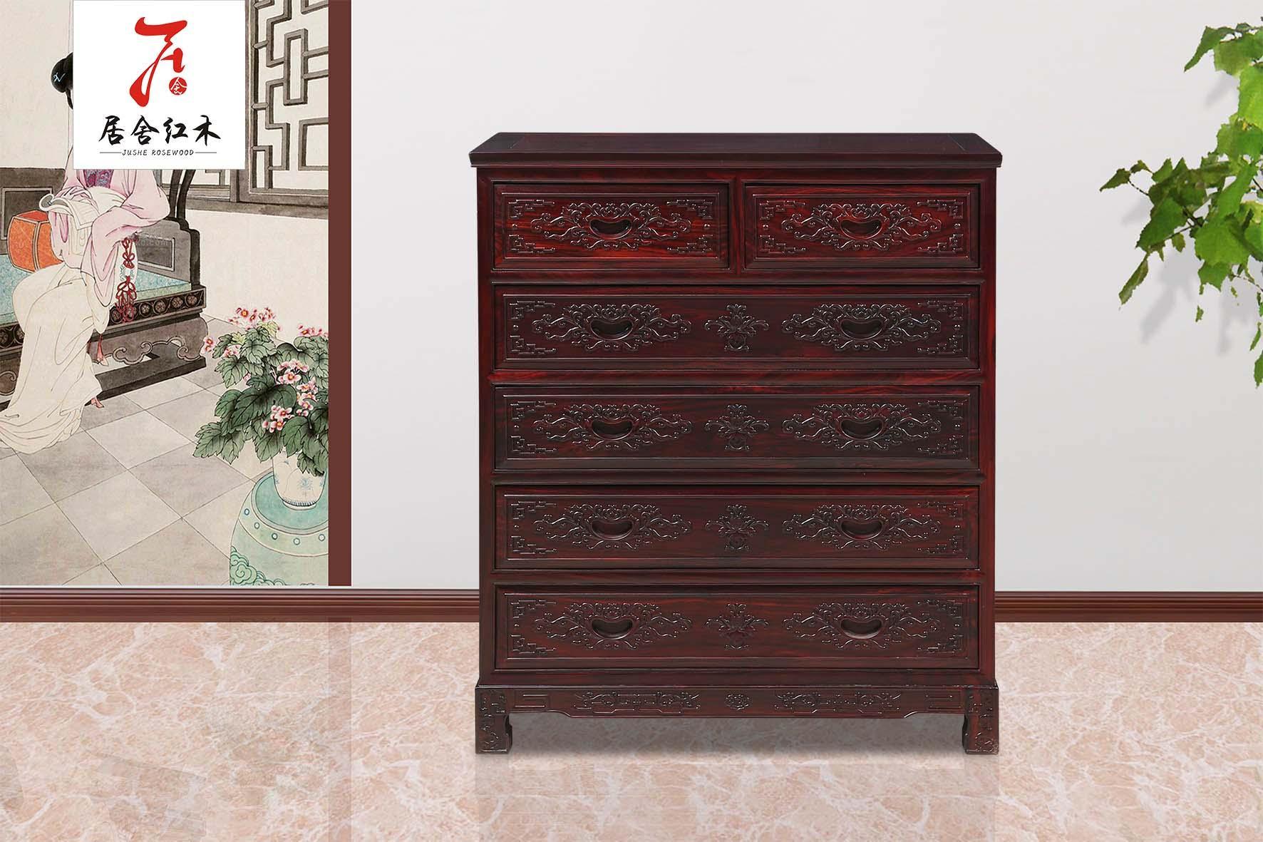 东阳红木家具厂明韵沙发 2