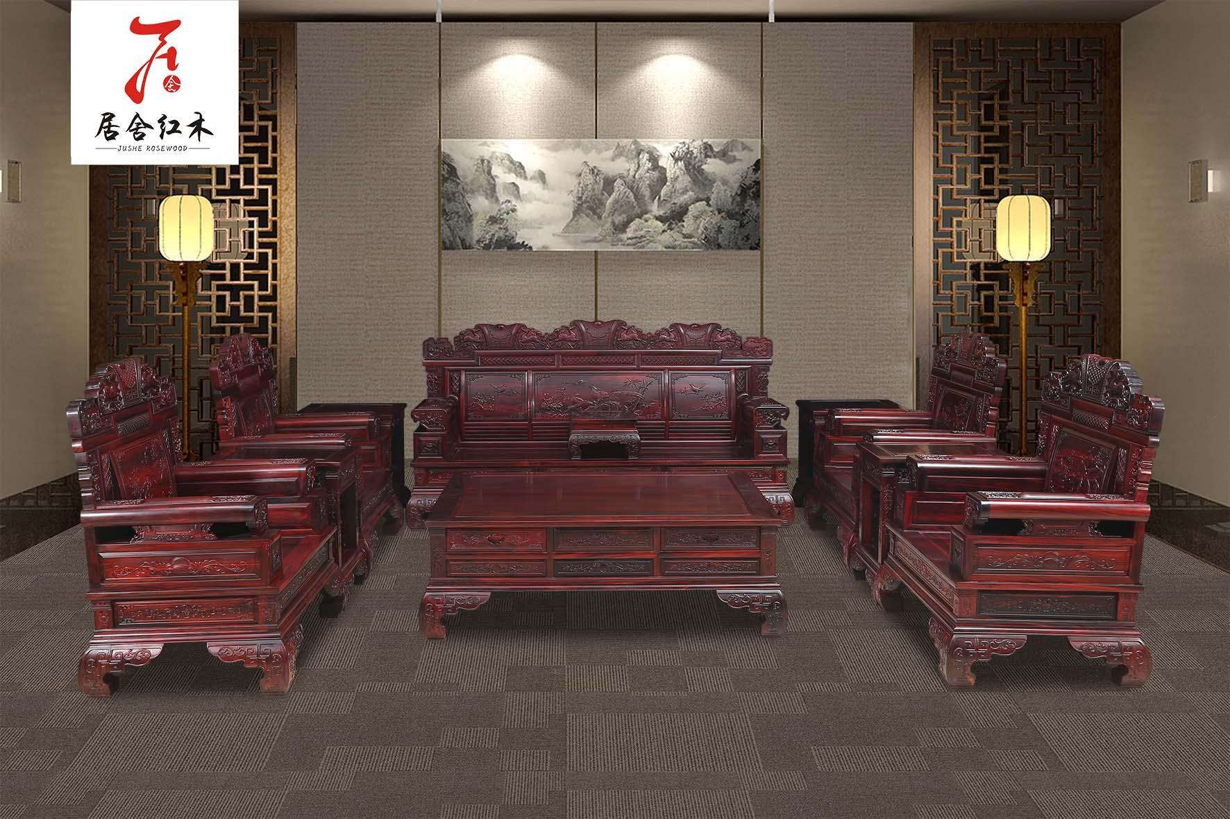 红木家具厂直销大  沙发 1