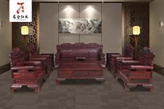 紅木傢具廠直銷大  沙發
