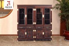 黑酸枝傢具紅木電視櫃