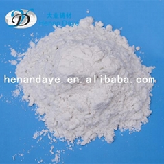 expanded powder filter aid for food