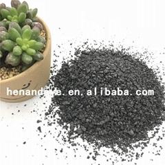 calcined petroleum coke of high carbon content