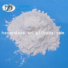 White high grade perlite filter aid