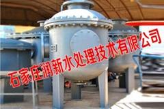 石家庄润新厂家专业生产全自动复合动态式除污器