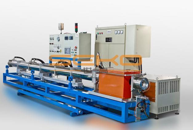 On-line Bright Annealing Solution Machines for Stainless Steel Tubes 1