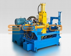 Seamless Pipe Weld Bead Rolling Machine