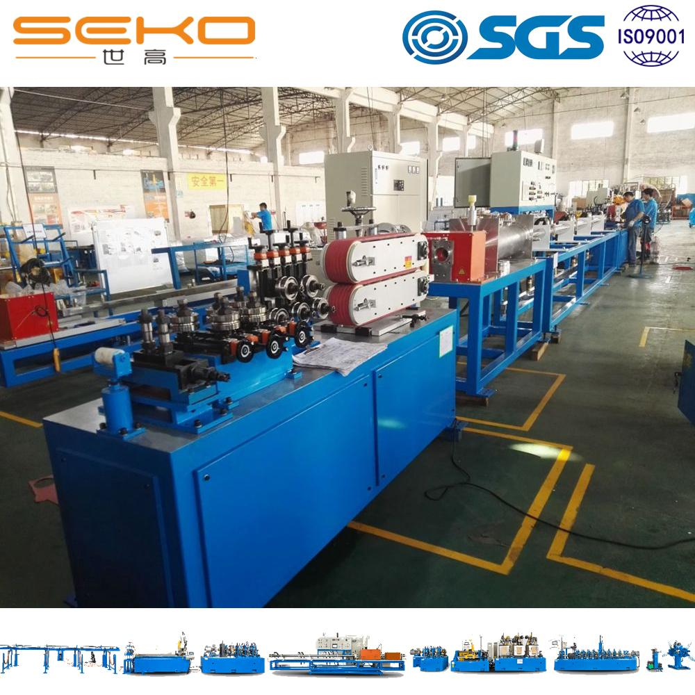 Bright Stainless Steel Bellow / Corrugated Tube Making Machines Line 1