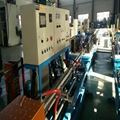 Bright Stainless Steel Bellow / Corrugated Tube Making Machines Line 5